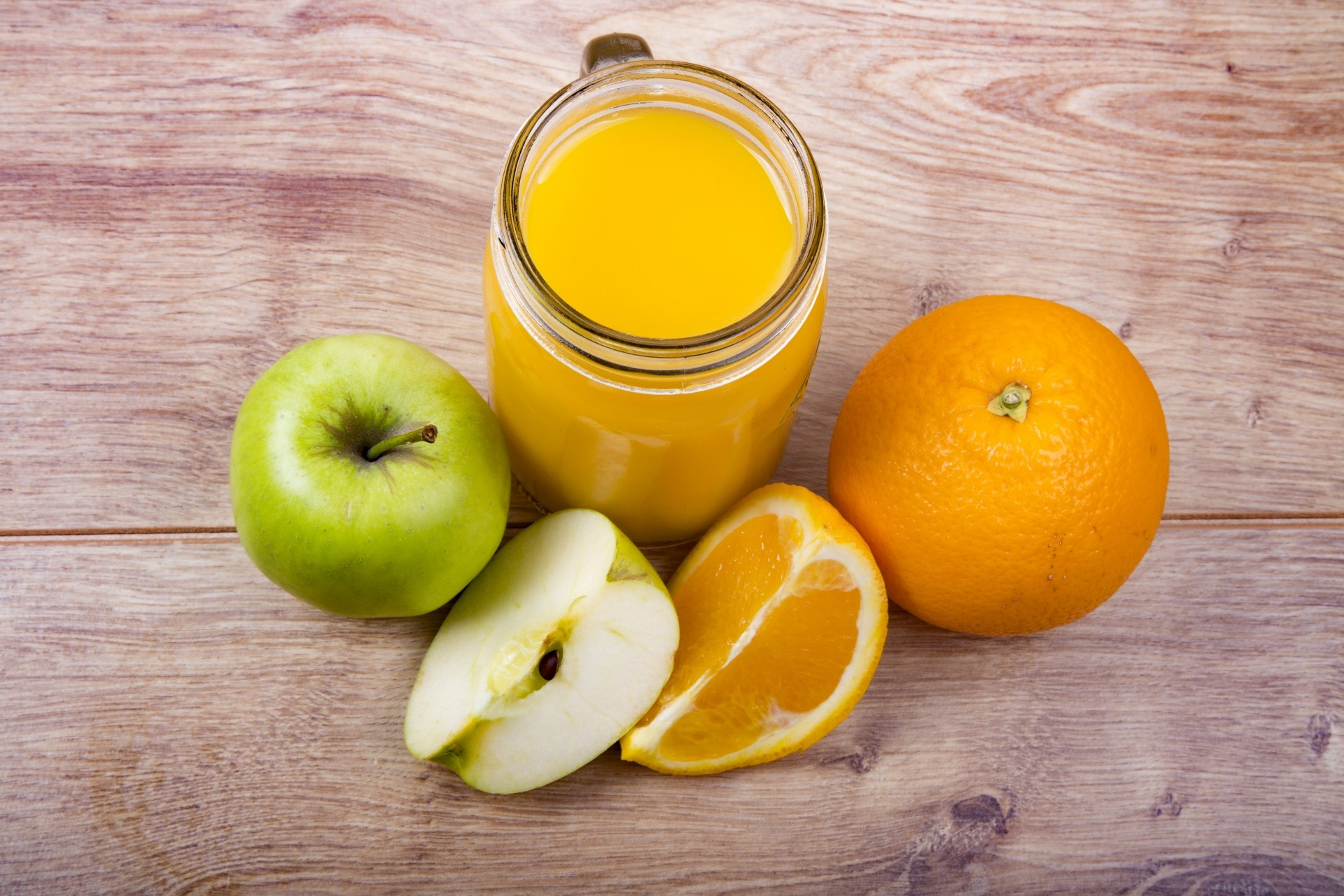 Juice(Orange, Apple)