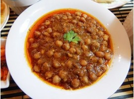 Lahori Choolay (Chick Peas)