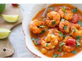 Special Chilli Prawn Curry