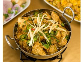 Chicken Karahi with Bone 1⁄2 kg