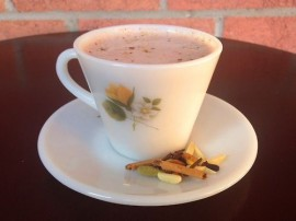 Kashmeeri TEA (with pistachio)