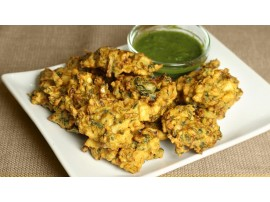 Vegetable Pakora (4 pcs)