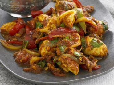 Special Chilli Chicken Curry